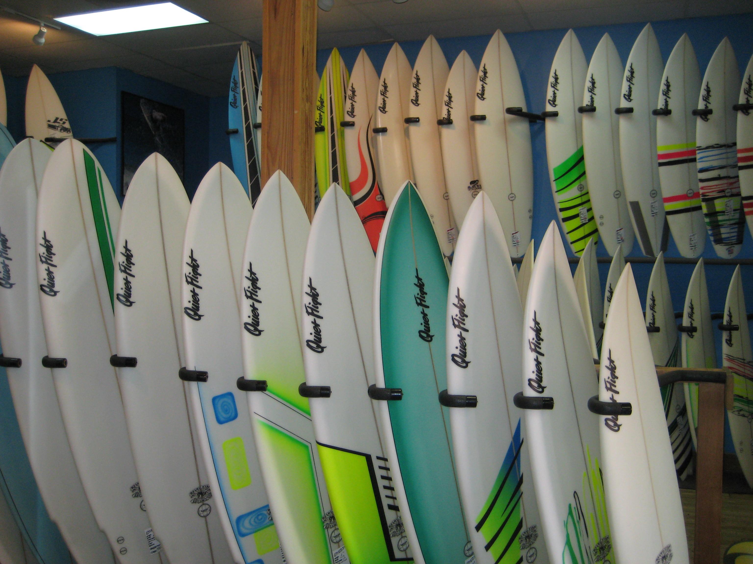 Quiet Flight Surf Shop What Sup Surf